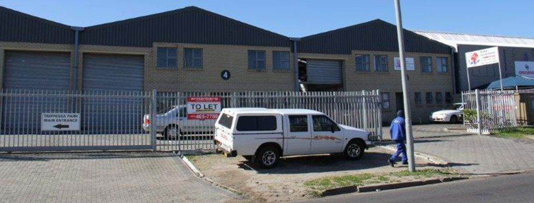 TO LET – INDUSTRAIL WAREHOUSE – EPPING INDUSTRIA – NO E02
