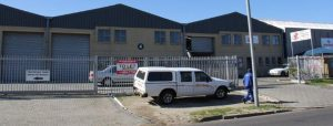 TO LET - INDUSTRAIL WAREHOUSE - EPPING INDUSTRIA - NO E02