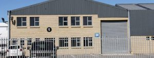 TO LET - INDUSTRIAL WAREHOUSE - EPPING INDUSTRIA - NO E01