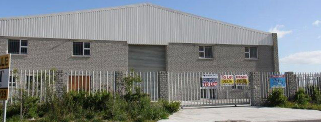 TO LET - INDUSTRIAL WAREHOUSE - KILARNEY GARDENS - NO KG01
