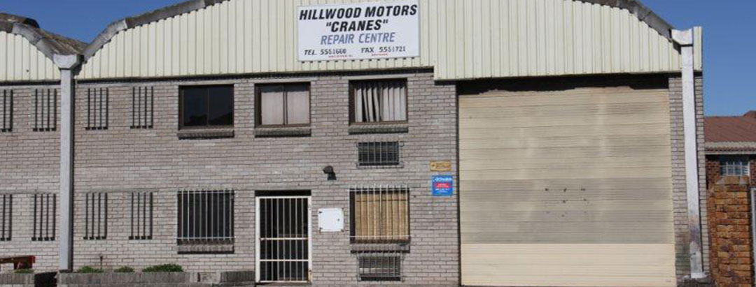 TO LET - INDUSTRIAL WAREHOUSE - MONTAGUE GARDENS - NO MG02