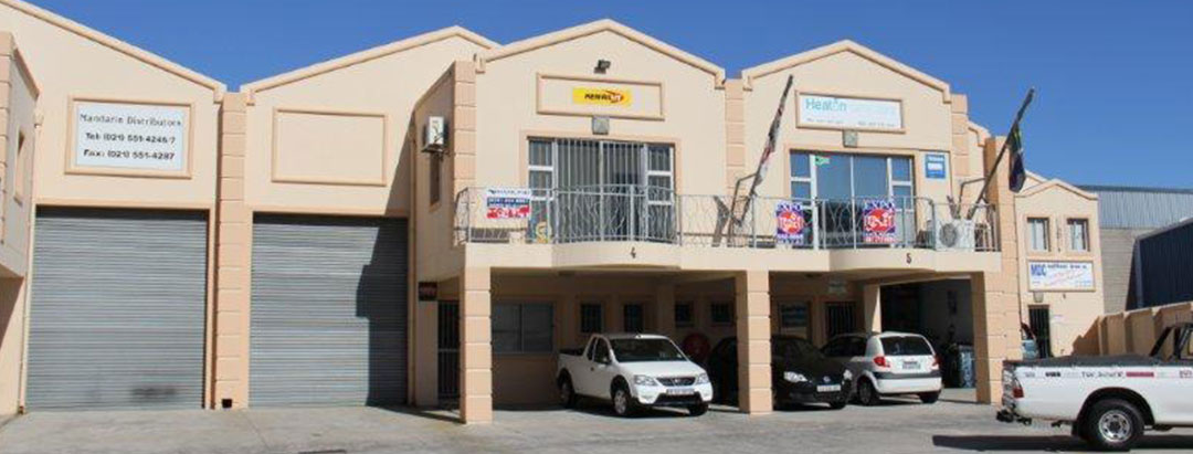 TO LET   INDUSTRIAL WAREHOUSE   MONTAGUE GARDENS   NO MG04