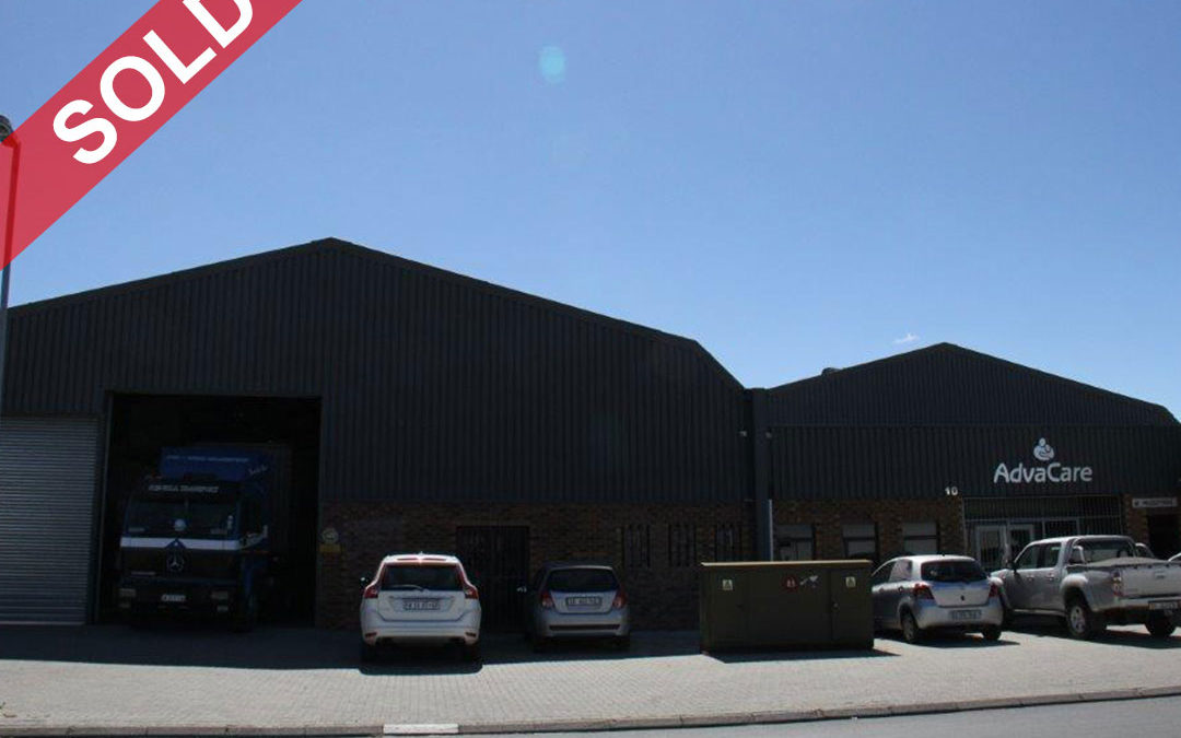 SOLD BY NEDCAPE PROPERTIES